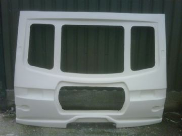 CPS-AVO-305 FULL FRONT AND LOCKER LID